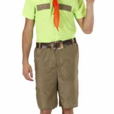 Scouting kostuum voor heren