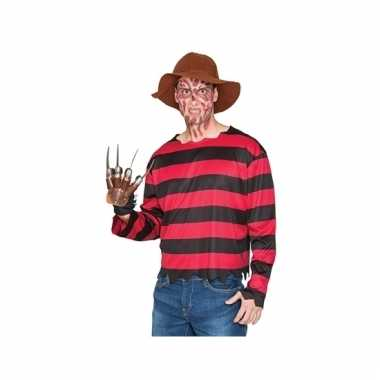 Seriemoordenaar kostuum voor heren