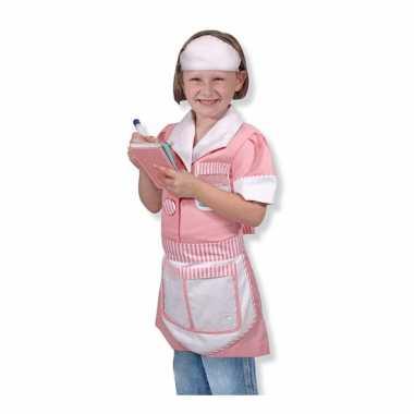 Serveerstersset voor meisjes