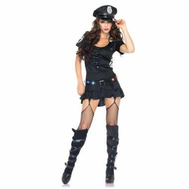 Sexy agent jurkje met accessoires