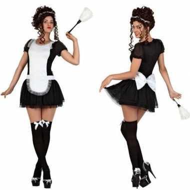 Sexy dienstmeisje kostuum voor dames