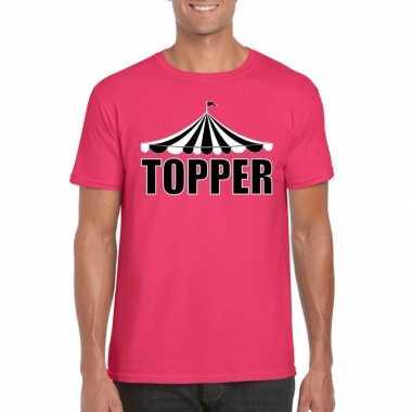 Shirt topper heren