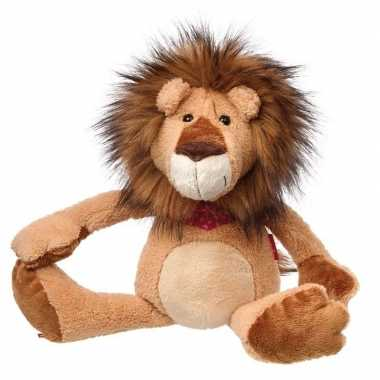 Sigikid bruin leeuwtje knuffeldier 47 cm