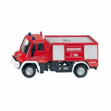 Siku speelgoed brandweerwagen 1068