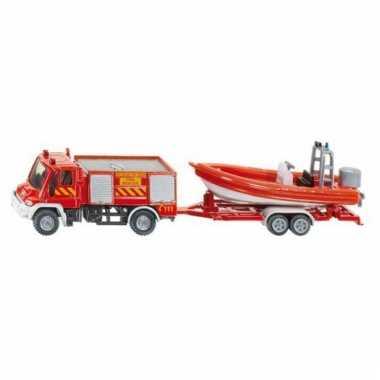 Siku speelgoed brandweerwagen 1636