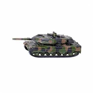 Siku speelgoed tanks1867