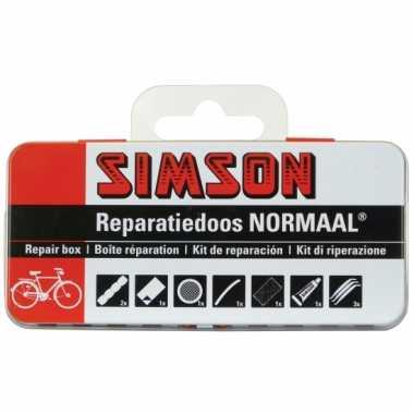 Simson fietsbanden repareersetje