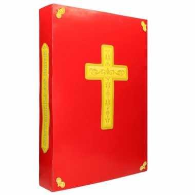 Sinterklaas boek suprise knutselen diy pakket