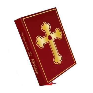 Sinterklaas het grote boek