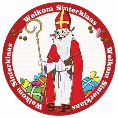 Sinterklaas thema onderzetters