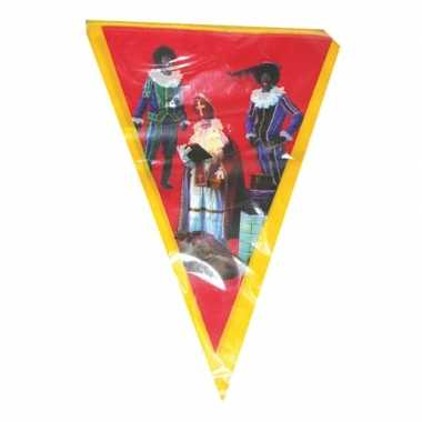 Sinterklaas vlaggenlijn versiering 5 meter