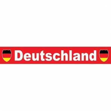 Sjaals duitsland met deutschland