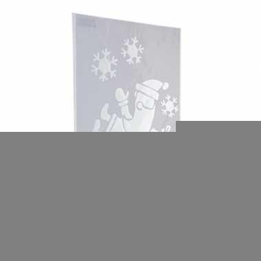 Sjabloon kerstman 54 cm