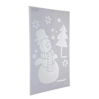 Sjabloon sneeuwman 54 cm