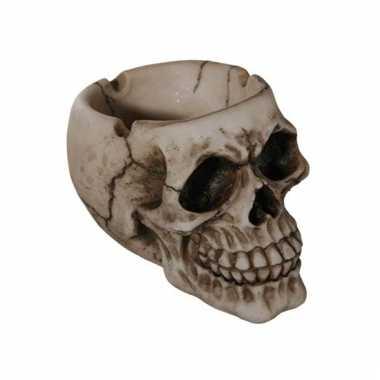 Skeletten asbak 12 cm