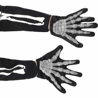 Skeletten handschoenen voor kids