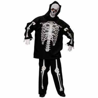Skeletten kostuums voor mannen