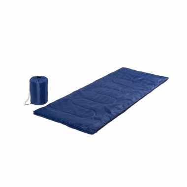 Slaapzak blauw 185 cm
