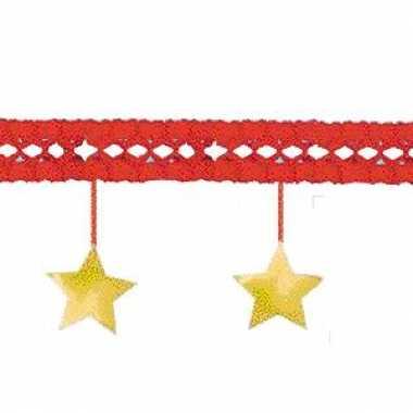 Slinger kerststerren van 4 meter