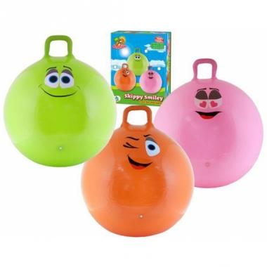Smiley skippybal 70 cm