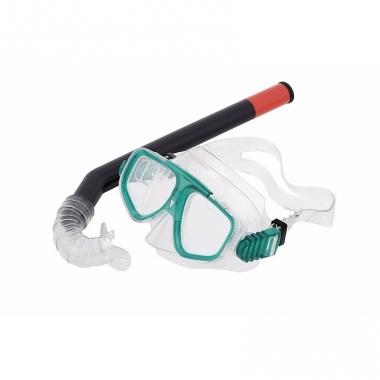 Snorkel set groen voor junioren