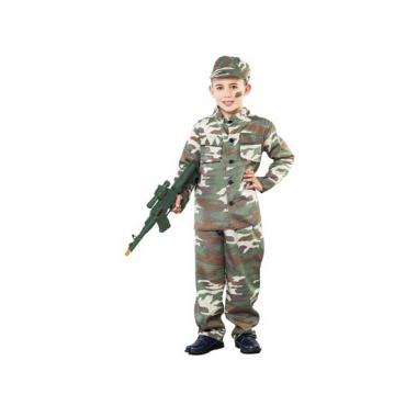 Soldaatje spelen kostuum voor jongens