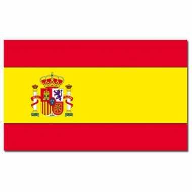 Spaanse vlag 90 x 150 cm