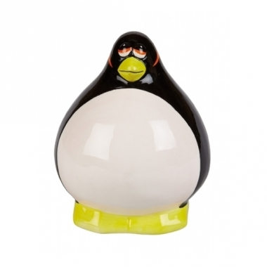 Spaarpotten pinguin 12 cm