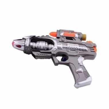 Space gun met licht en geluid