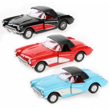 Speelgoed auto chevrolet corvette 1957