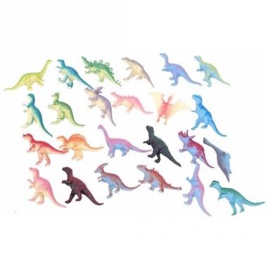 Speelgoed dinosaurussen 12 stuks