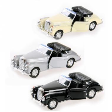 Speelgoed modelauto mercedes 300s cabrio