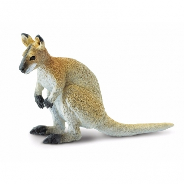 Speelgoed nep wallaby 9 cm