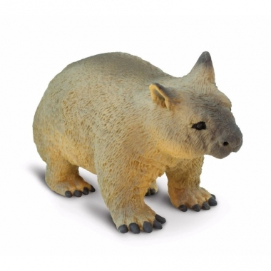 Speelgoed nep wombat 6 cm