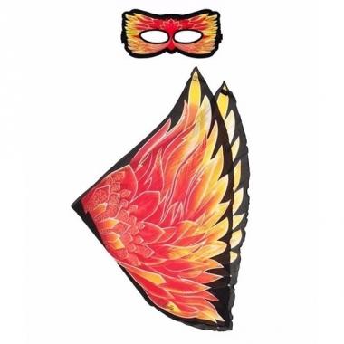 Speelgoed phoenix/vuurvogel verkleedset