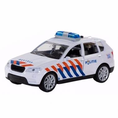 Speelgoed politie auto met sirene