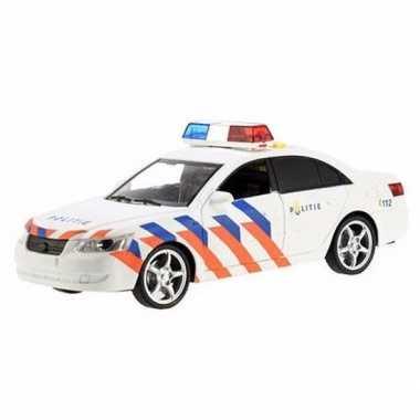 Speelgoed politie voertuig met licht en geluid