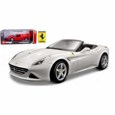 Speelgoedauto ferrari california t wit