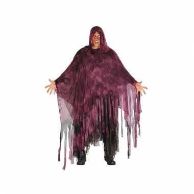 Spoken verkleedkleding paarse tuniek