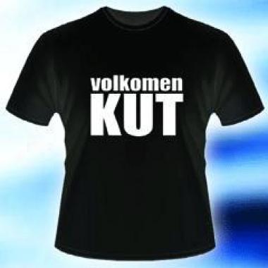 T-shirt volkomen kut