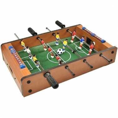 Tafel voetbalspel 51x31x10cm