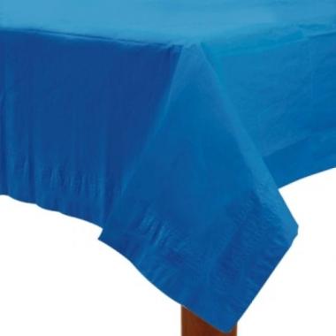 Tafelkleden blauw 274 x 137 cm
