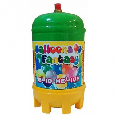 Tankje met helium 10 ballonnen