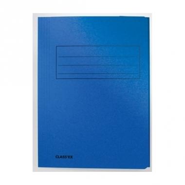 Tekeningen opbergmap blauw
