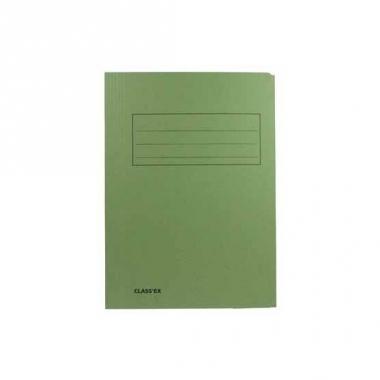 Tekeningen opbergmap groen