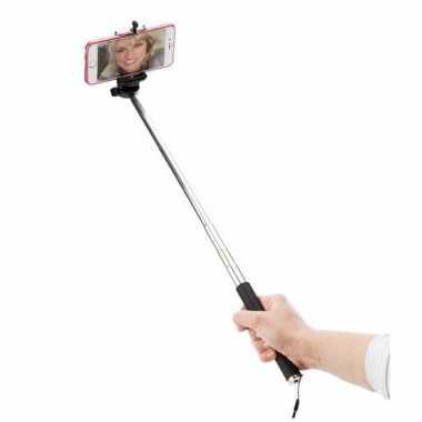 Telescopische selfiestick 116 cm