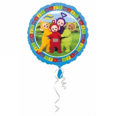 Teletubbies folie ballon 43 cm
