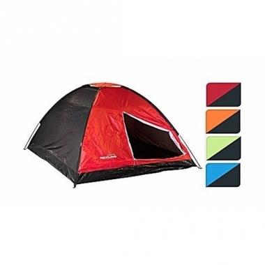 Tent groen/zwart 4 persoons