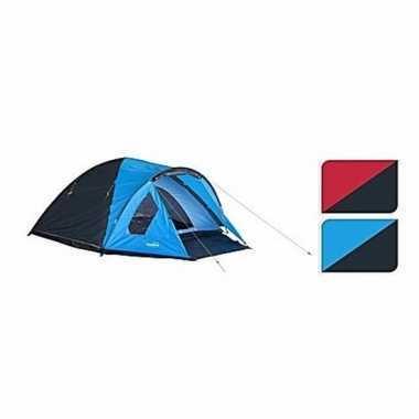 Tent rood/zwart 2 persoons