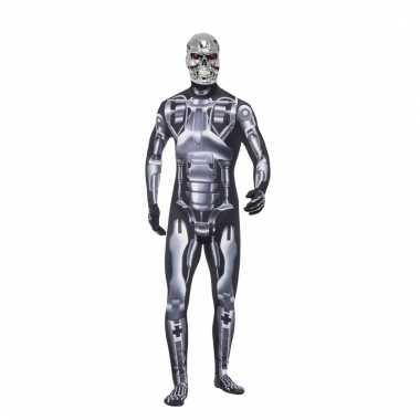 Terminator second skin pak voor heren